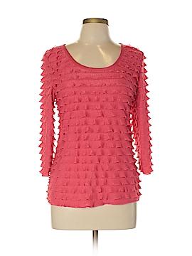 Slinky Brand 3/4 Sleeve Top Size M