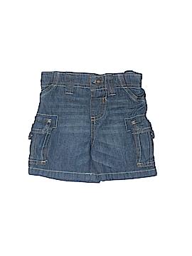 Route 66 Denim Shorts Size 0-3 mo