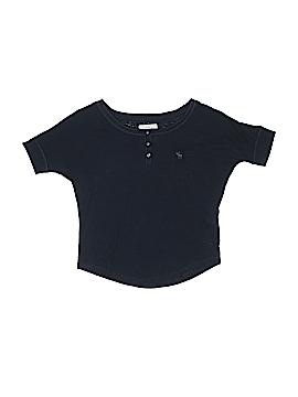 Abercrombie Short Sleeve Henley Size M (Kids)