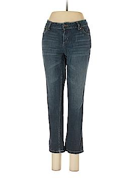 Simply Vera Vera Wang Jeans Size 6 (Petite)