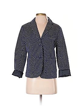 Gap Silk Blazer Size 4