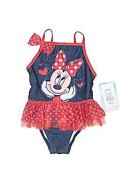 Disney One Piece Swimsuit Size 12 mo