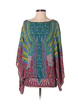 Tolani Short Sleeve Blouse Size S