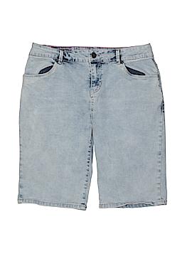 CALVIN KLEIN JEANS Denim Shorts Size 16