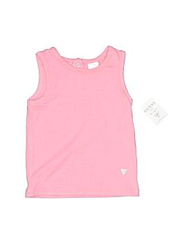 Guess Baby Sleeveless T-Shirt Size 18 mo