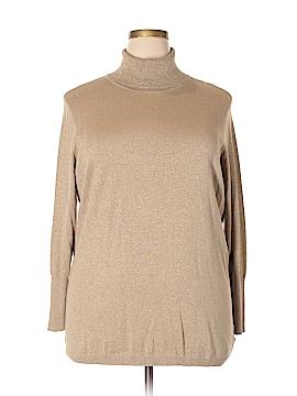 Worthington Turtleneck Sweater Size 2X (Plus)