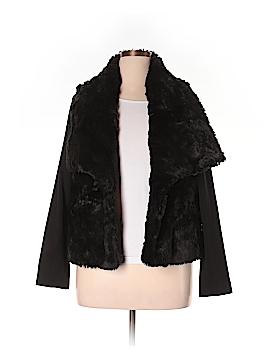 6th & LN Faux Fur Jacket Size 14/16