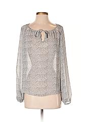 Nikkies Threads Women Long Sleeve Blouse Size S
