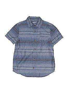 Arizona Jean Company Short Sleeve Button-Down Shirt Size 7
