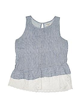 Abercrombie Sleeveless Blouse Size 15