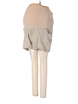 Motherhood Khaki Shorts Size M (Maternity)