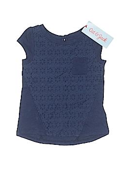 Cat & Jack Sleeveless T-Shirt Size 12 mo