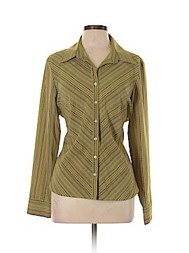 Ninety Long Sleeve Blouse Size L