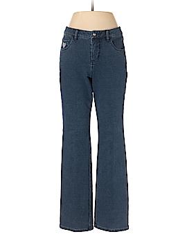 Quacker Factory Jeans Size 4
