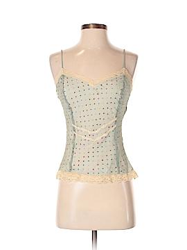 Saks Fifth Avenue Sleeveless Silk Top Size S