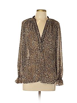 RACHEL Rachel Roy Long Sleeve Blouse Size L