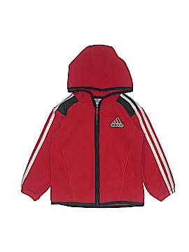 Adidas Fleece Jacket Size 2T