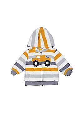 Just One Year by Carter's Fleece Jacket Newborn