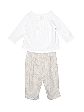 Absorba Long Sleeve Top Size 0-3 mo