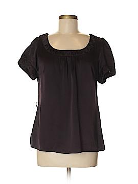 Classiques Entier Short Sleeve Blouse Size M