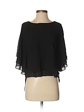Luxe Apothetique Short Sleeve Blouse Size S
