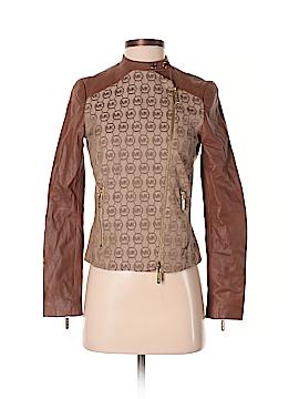 MICHAEL Michael Kors Faux Leather Jacket Size 2