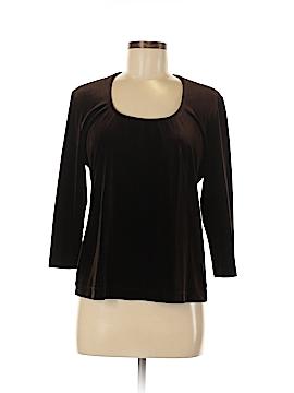 Bianca Nygard 3/4 Sleeve Top Size M