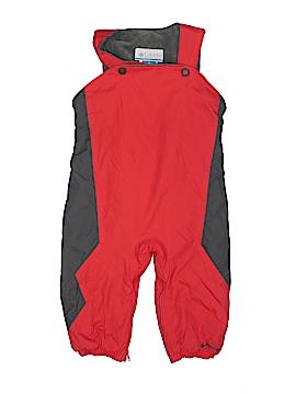 Columbia Snow Pants With Bib Size 18