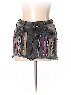 Rue21 Denim Skirt Size 8
