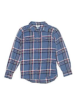 OshKosh B'gosh Long Sleeve Button-Down Shirt Size L (Kids)