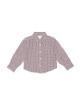 Hartstrings Long Sleeve Button-Down Shirt Size 4T