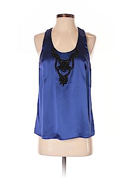 Tibi Sleeveless Silk Top Size 0