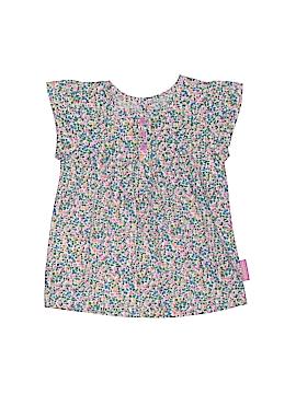 JoJo Maman Bebe Short Sleeve Blouse Size 2/3