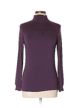 Carole Little Long Sleeve Turtleneck Size M