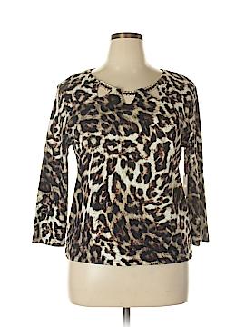 Rafaella Pullover Sweater Size XL (Petite)