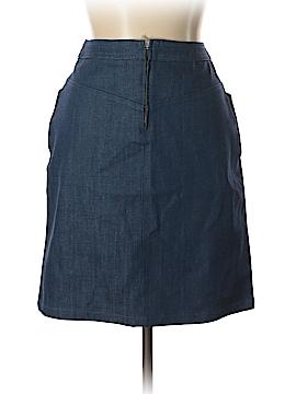 A.P.C. Denim Skirt Size 40 (FR)