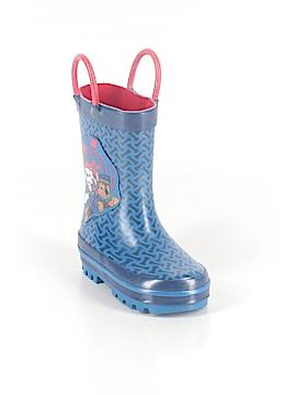 Paw Patrol Rain Boots Size 5 - 6 Kids