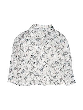 Zara Long Sleeve Blouse Size 7