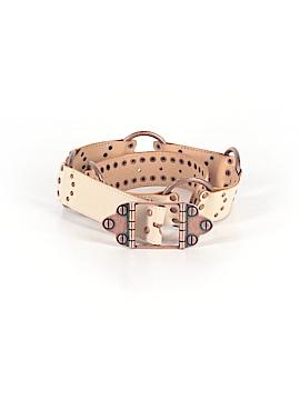 Betsey Johnson Leather Belt Size S