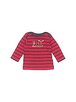 Child of Mine by Carter's Long Sleeve T-Shirt Newborn
