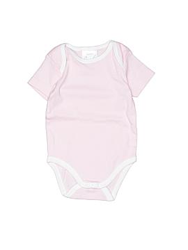 Bloomies Baby Short Sleeve Onesie Size 3 mo