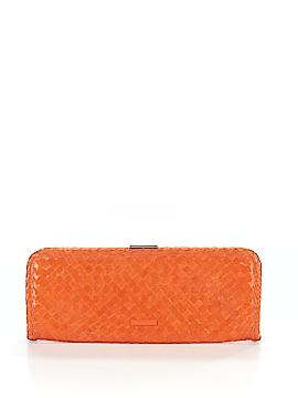 Francesco Biasia Leather Clutch One Size