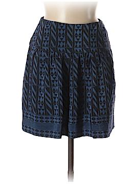 Madewell Silk Skirt Size 0