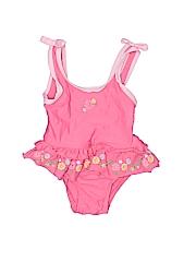OshKosh B'gosh Girls One Piece Swimsuit Size 3-6 mo