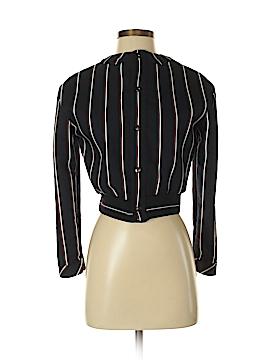 Trafaluc by Zara Long Sleeve Blouse Size S