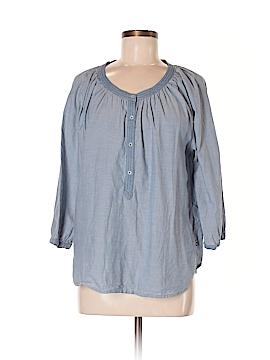 Maison Scotch 3/4 Sleeve Blouse Size Med (2)