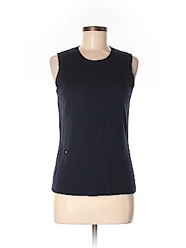 Barneys New York Silk Pullover Sweater Size L