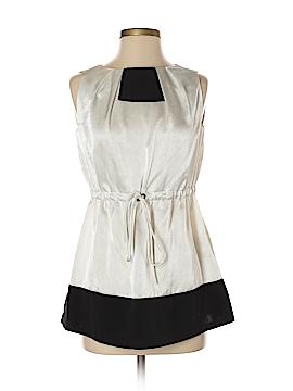 Simply Vera Vera Wang Sleeveless Blouse Size 2