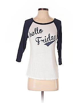 PPLA Clothing 3/4 Sleeve T-Shirt Size XS