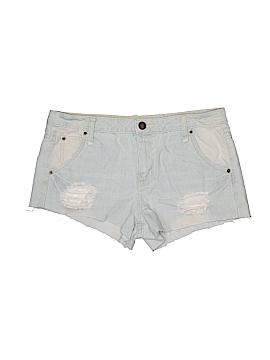 Life in Progress Denim Shorts 28 Waist